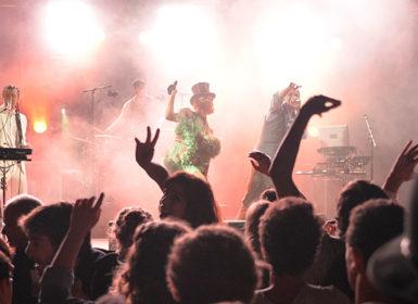 Jeudis niortais, concerts gratuits l'été en plein centre de Niort, commune du Parc naturel régional du Marais poitevin