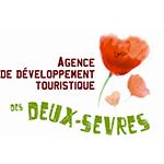 Logo de l'Agence de Développement Touristique des Deux-Sèvres