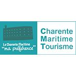 Logo de Charente-Maritime Tourisme