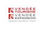 Logos de Vendée Tourisme et Vendée Expansion