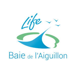 Logotype Life Baie de l'Aiguillon