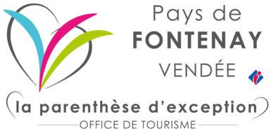 Logo de l'office de tourisme du pays de Fontenay-Vendée