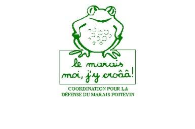 Logo de la Coordination pour la Défense du Marais
