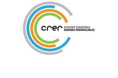 Logo du Centre Régional des Energies Renouvelables - CRER