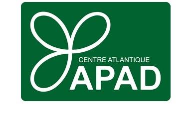 Logo de l'APAD Centre-Atlantique
