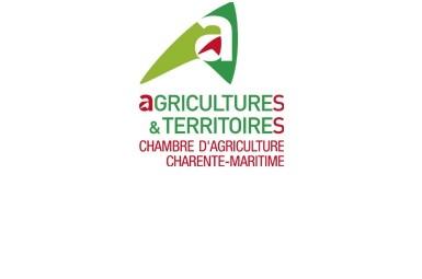Logo de la Chambre d'Agriculture de Charente-Maritime