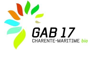 Logo du Groupement des Agriculteurs Biologiques de Charente-Maritime - GAB 17