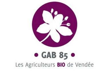 Logo du Groupement des Agriculteurs Biologiques de Vendée - GAB 85