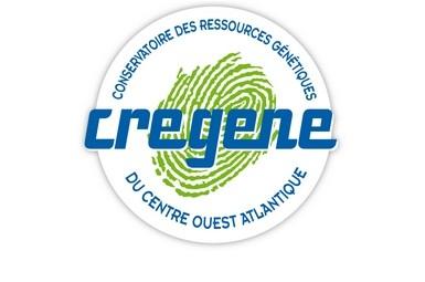 Logo du Conservatoire des Ressources Génétiques du Centre Ouest Atlantique - CREGENE