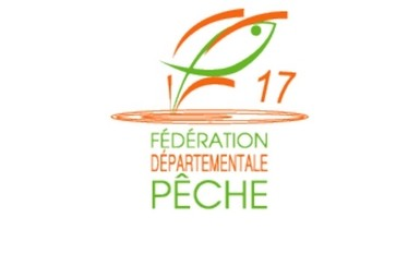 Logo de la Fédération Départementale de Pêche de Charente-Maritime