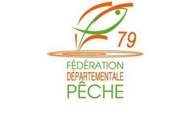 Logo de la Fédération Départementale de Pêche des Deux-Sèvres