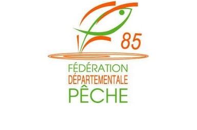 Logo de la Fédération Départementale de Pêche de Vendée