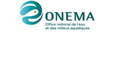 Logo de l'Office National de l'Eau et des Milieux Aquatiques - ONEMA