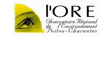 Logo de l'Observatoire Régional de l'Environnement Poitou-Charentes- ORE