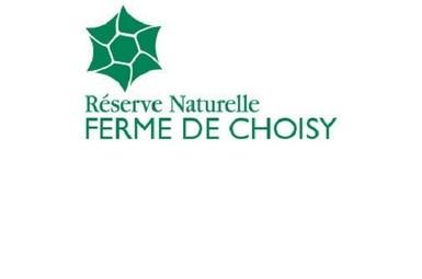 Logo de la Réserve Naturelle Ferme de Choisy