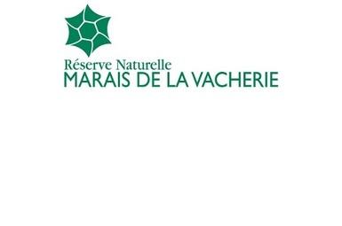 Logo de la Réserve Naturelle du Marais de la Vacherie