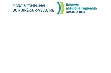 Logo de la Réserve Naturelle Régionale du Marais Communal du Poiré-sur-Velluire