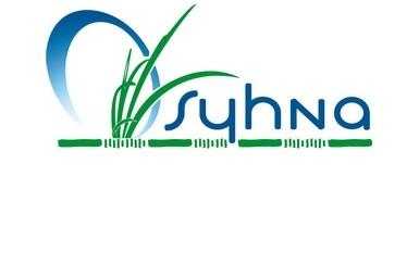 Logo du Syndicat Hydraulique Nord Aunis - SYHNA