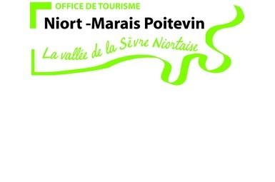 Logo de l'Office de Tourisme Niort-Marais poitevin-Vallée de la Sèvre niortaise
