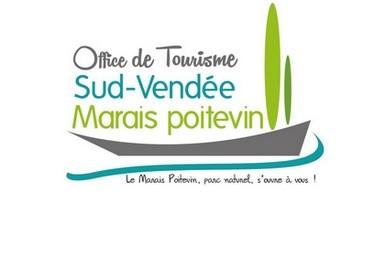 Logo de l'Office de Tourisme Sud Vendée Marais poitevin