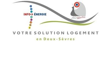 Logo d'Info Energie des Deux-Sèvres