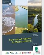 Rapport d'activités du Parc naturel régional du Marais poitevin – 2014
