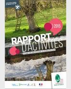 Rapport d'activités du Parc naturel régional du Marais poitevin - 2015