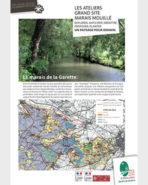 Les Ateliers paysage Grand Site marais mouillé - marais de La Garette et de Coulon