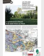 Synthese des Ateliers paysage Grand Site marais mouillé - Saint Hilaire la Palud et Arçais