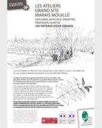 Présentation de la démarche les Ateliers paysage Grand Site Marais mouillé