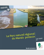 Plaquette de présentation du Parc naturel régional du Marais poitevin