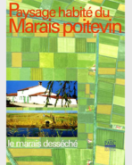 Paysage habité du Marais poitevin - Le marais desséché