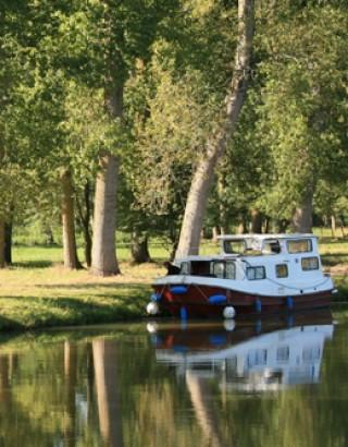 Tourisme fluvial Sèvre navigable @Melanie Chaigneau
