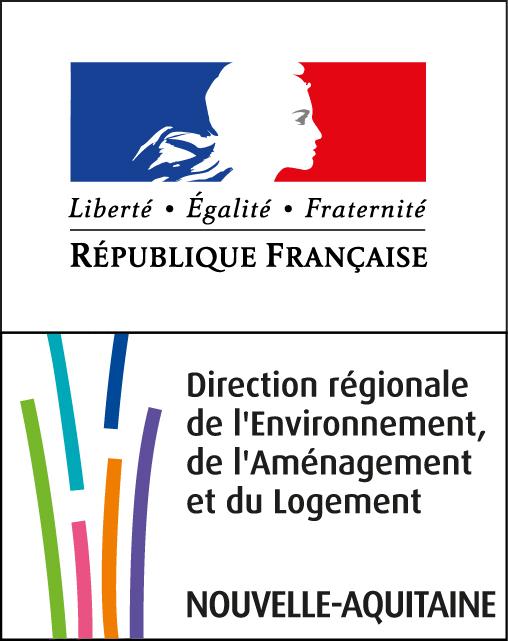 Bloc marque DREAL_Nouvelle-Aquitaine_HD