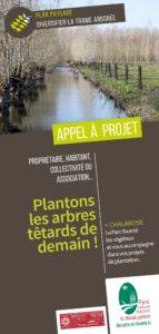 Appel à projet du Parc. Face à la chalarose, plantons les arbres têtards de demain dans le Parc du Marais poitevin