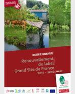 Dossier de candidature pour le renouvellement du Label Grand Site de France Marais poitevin