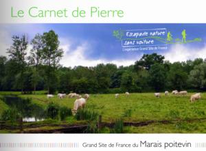 Couv Escapade nature sans voiture dans le Grand Site de France Marais poitevin