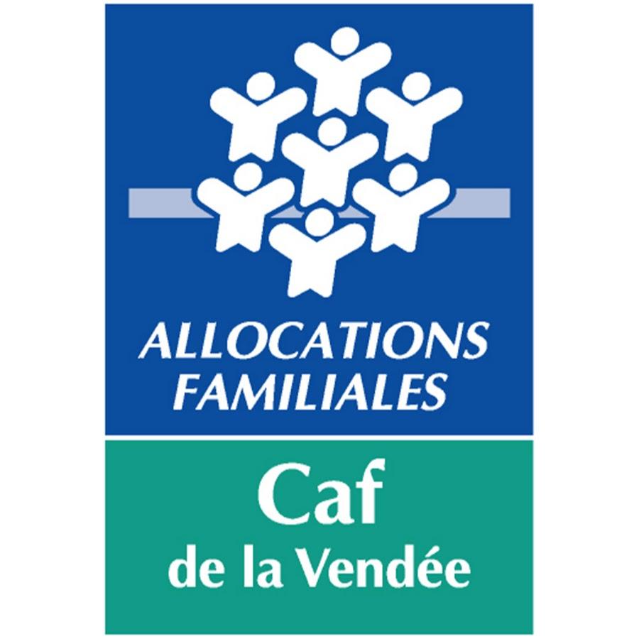 Logo Caf de la Vendée