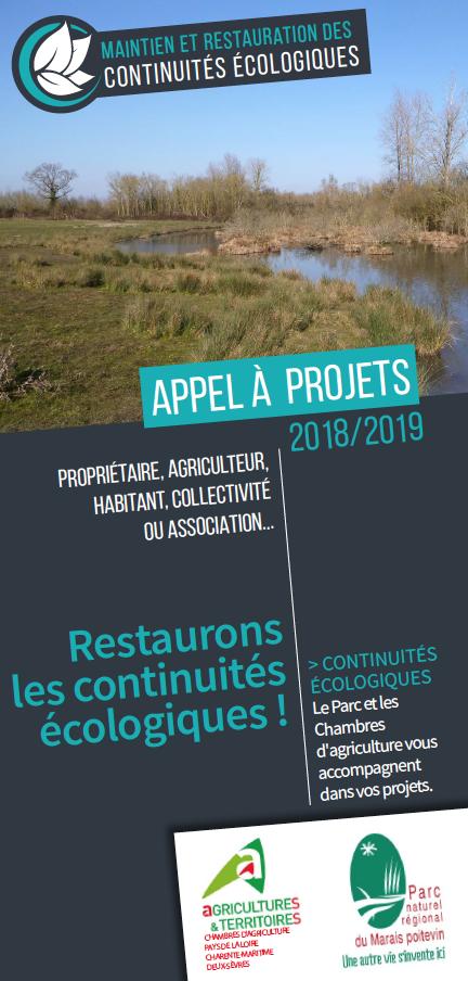 flyer-appel-projets-continuites-ecolo-PNRMP