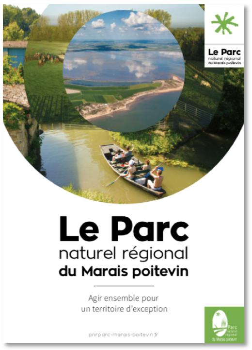 Couverture brochure PNR Marais poitevin
