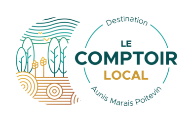 Logo Office de Tourisme Aunis Marais poitevin