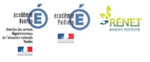 logos academies et RENET