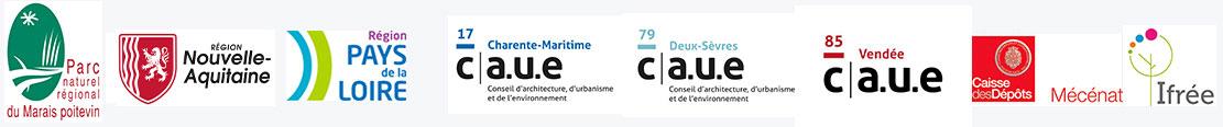 logos financeurs architecture 2019